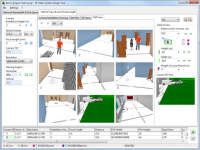 DVR View in IP Video System Design Tool