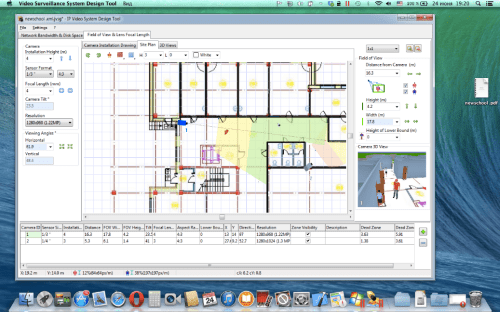 Jvsg cctv design software on mac for Cctv layout software