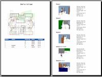 Фукнция экспора проекта видеонаблюдения в PDF