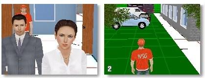 Реалистичные 0D модели позволяют обрести привлекательные изображения пользу кого проекта видеонаблюдения не ведь — не то коммерческого предложения